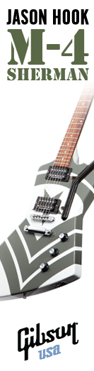 Gibson USA Jason Hook Explorer
