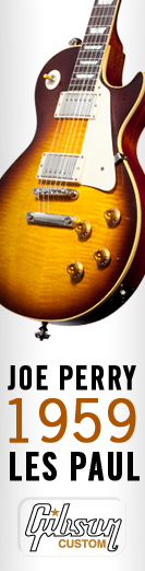 Gibson Custom Joe Perry 1959 Les Paul