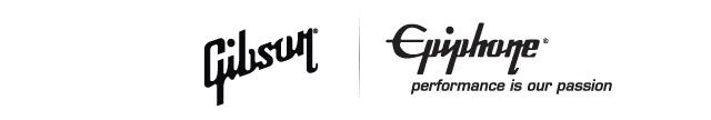 Gibson Logo - Epiphone Logo
