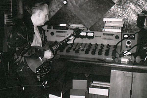 Les Paul in Studio from Gibson Guitars 100 Years of an American Tradition
