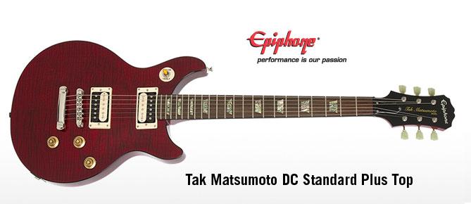 Tak Matsumoto DC Standard Plus