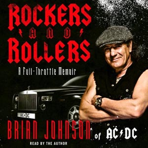 Brian Johnson Rockers and Rollers