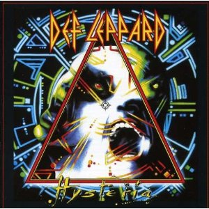 Def Leppard Hysteria