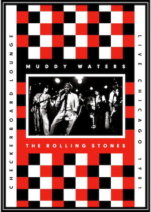 Rolling Stones Muddy Waters Live