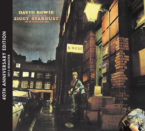 David Bowie Ziggy Stardust Anniversary Edition