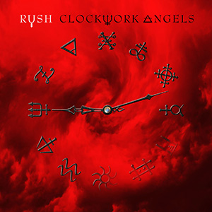 Rush Clockwork Angels Alex Lifeson Geddy Lee Neil Peart Concept Album