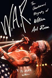 Axl Rose War Biography