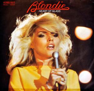 Breaking Glass Song Blondie