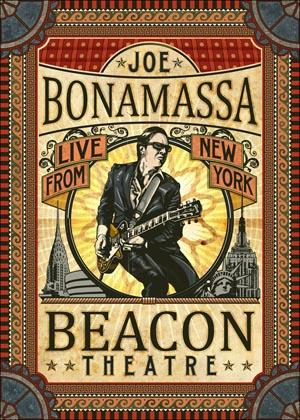 Joe Bonamassa Live from New York Beacon Theatre