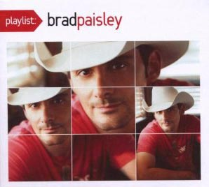 Brad Paisley Playlist