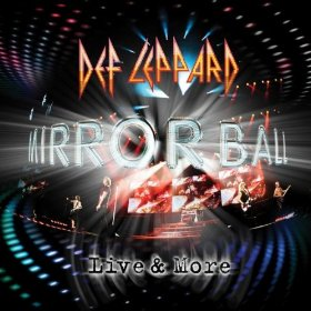Def Leppard Mirrorball