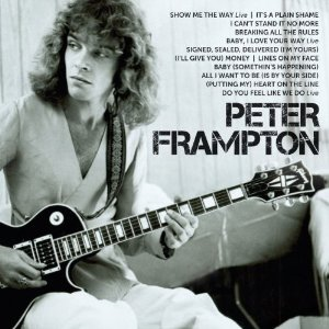 peter frampton simpsons