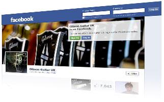 Gibson UK Facebook Master Class