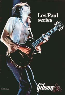 Satisfaction Guaranteed: Keith Richards' Favorite Gibsons