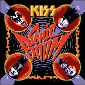 Kiss Sonic Boom