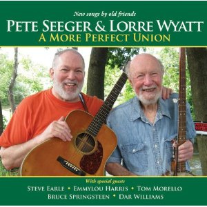 Pete Seeger & Lorre Wyatt