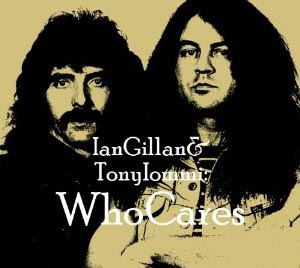 Ian Gillan Tony Iommi