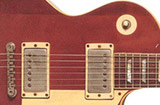 Legendary Guitar: George Harrison's Well-Traveled Crimson Les Paul
