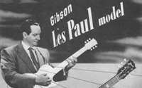 Les Paul - The Advertisement
