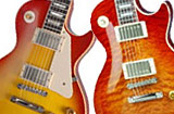 The Power of the 'Burst: VOS Sunburst Les Paul Reissues