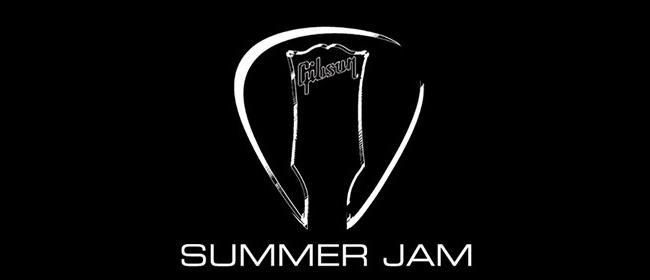 Gibson Summer Jam 2011 Header