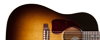 Shown in Vintage Sunburst Lefty