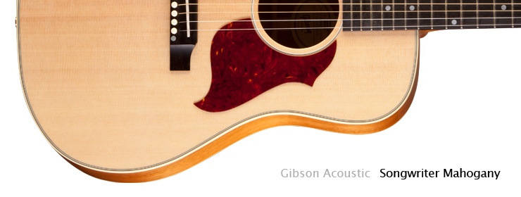 Gibson Acoustic - Songwriter Mahogany