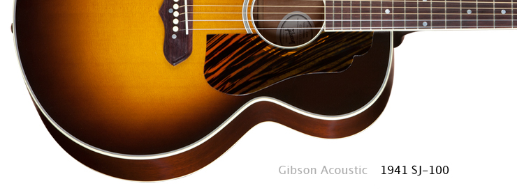 Gibson Acoustic - 1941 J-100