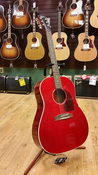 gibson guitar bailey brothers music gibson acoustic five star dealer. Black Bedroom Furniture Sets. Home Design Ideas