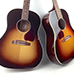 Corner Music - Gibson 5-Star Dealer - Gibson J-45 left and right