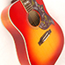 Corner Music - Gibson 5-Star Dealer - Gibson Quilt Hummingbird