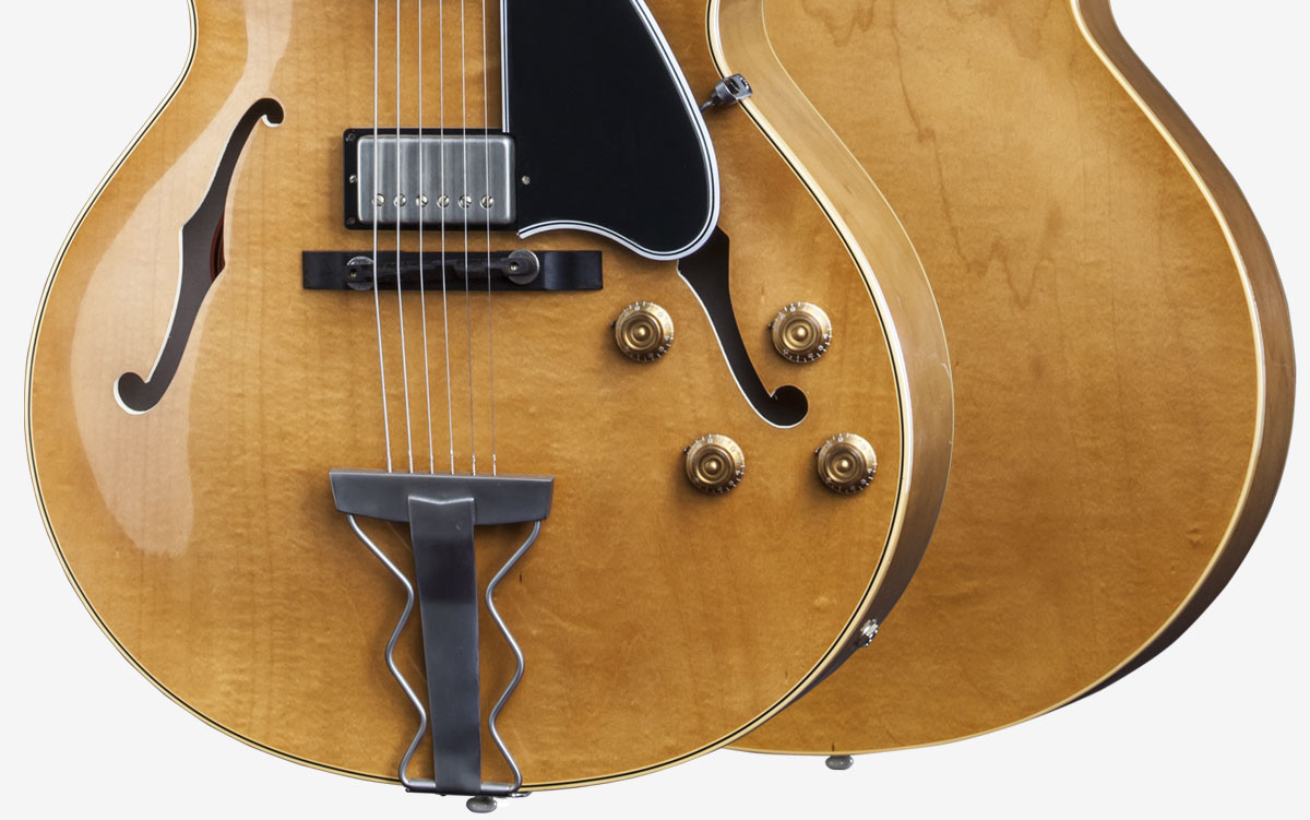 Gibson Memphis 1959 Es 175d Sg 3 Pickup Wiring Diagram Top