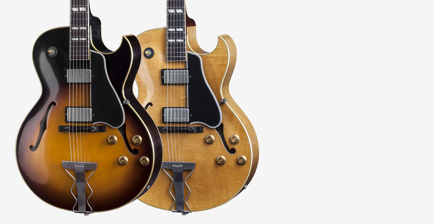 gibson memphis 1959 es 175d finishes