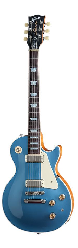 Pelham Blue Metallic Top