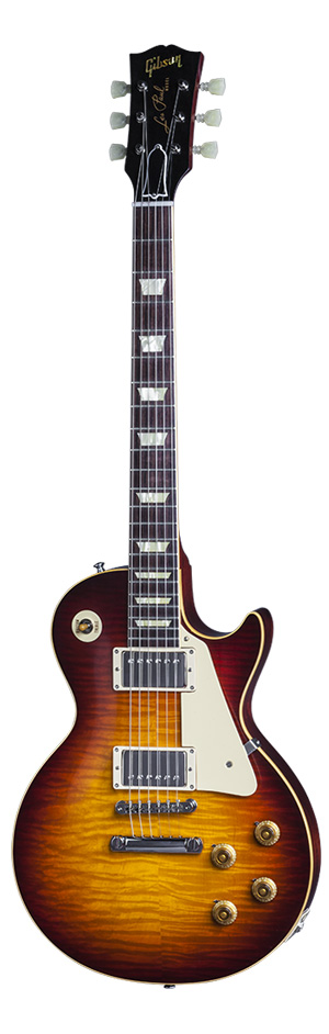 dating gibson guitars les paul hero