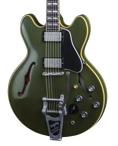 1964 ES-345 Olive Drab Green Bigsby Mono Varitone