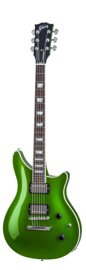 Metallic Alien Green