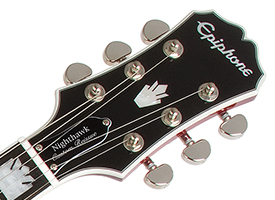 Headstock gibson com epiphone nighthawk custom reissue Epiphone Guitars at couponss.co