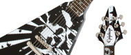 Epiphone Robb Flynn Love/Death Baritone Flying V