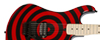 Shown in Black Bullseye w/ Floyd Rose™