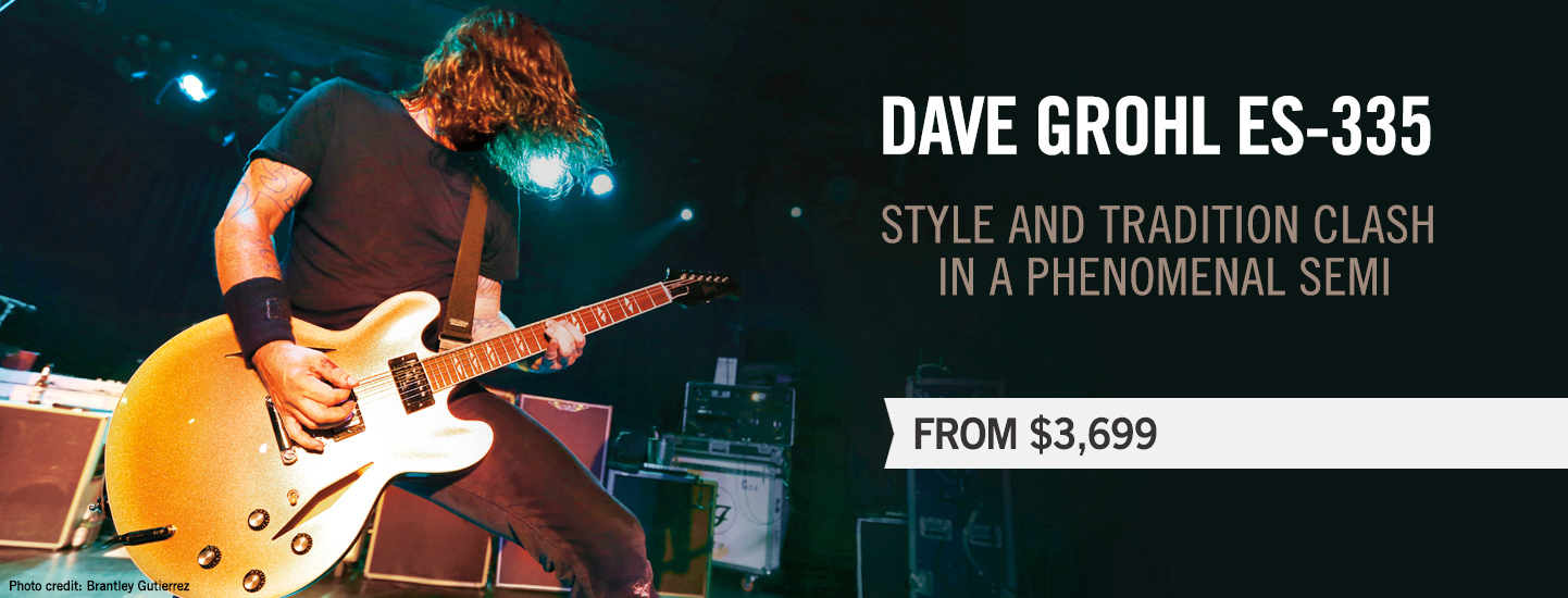Dave Grohl ES-335