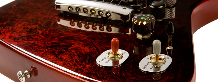 Les news..Gibson Firebird X Limited Edition