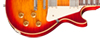 Gibson Custom: 1959 Les Paul Factory Burst - Cherry Burst