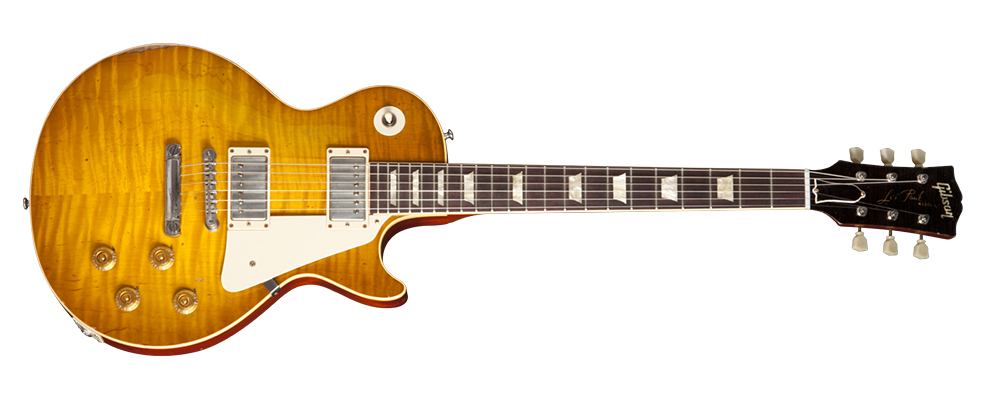 gibson custom collector 39 s choice 2 1959 les paul goldie. Black Bedroom Furniture Sets. Home Design Ideas