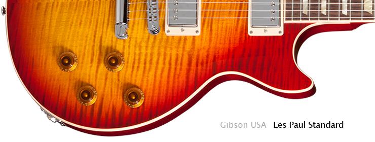 Gibson USA - Les Paul Standard