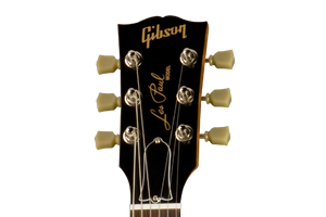 Features Neck and Headstock Gibson Les Paul Studio 60s Tribute