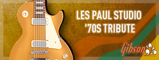 Les Paul Studio 70's Tribute