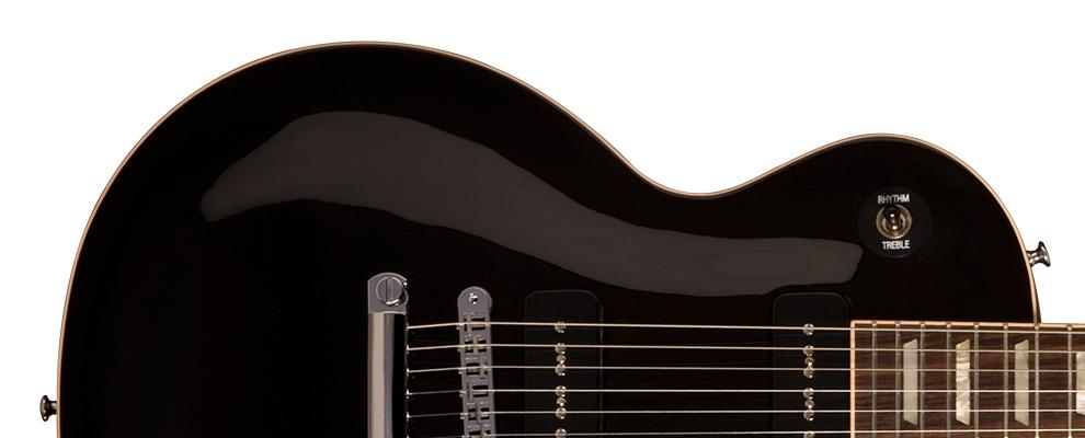 Berühmt Gibson Les Paul P90 Schaltplan Zeitgenössisch - Der ...