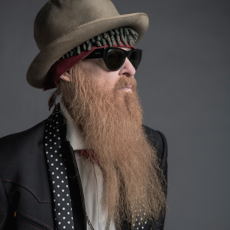 Rock Legend Billy Gibbons