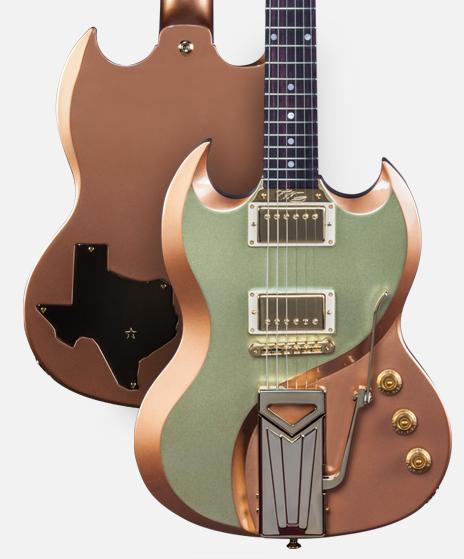 Gibson Custom Billy Gibbons' Ultimate SG